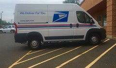 USPS Unite States Postal Service Truck, 8/2016, pics by Mike Mozart of TheToyChannel and JeepersMedia on YouTube #USPS #US #United #States #Postal #Servivec#Servive