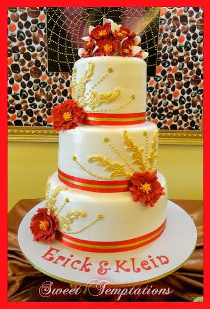Cake by May Rodeo of Sweet Temptations