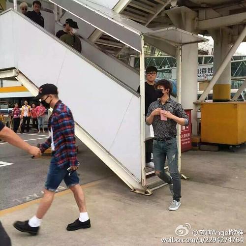 Big Bang - Wuhan Airport - 27jun2015 - 2294274764 - 07