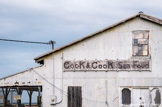 Cook and Cook Seafood, Fernandina Beach, Florida