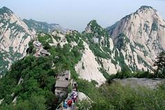 CHINE MONTAGNES SACREES
