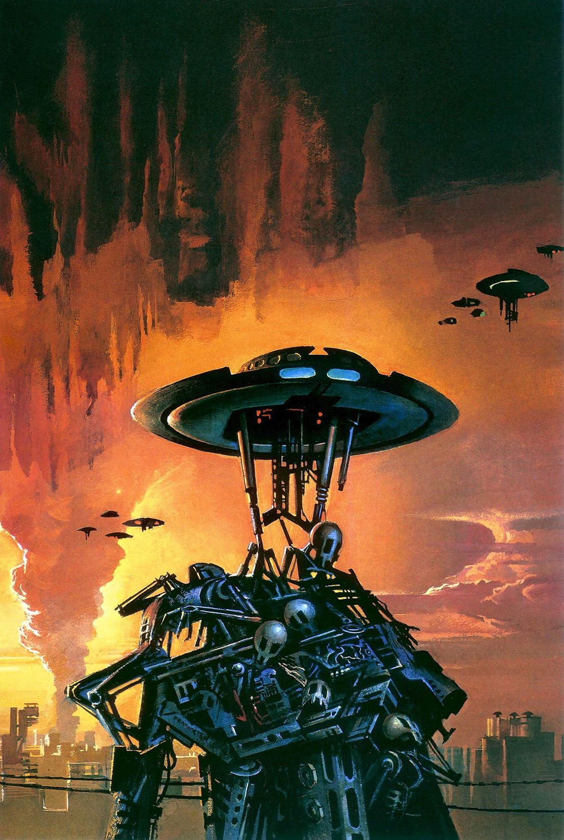 Sci Fi Brain : Monster brains bruce pennington
