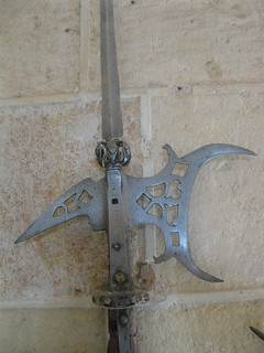 Head of a halberd