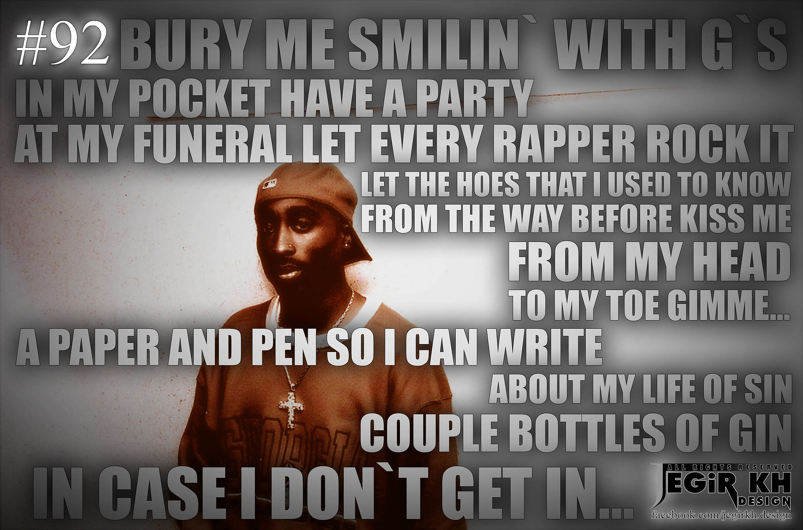 Gangster Quotes About Life 2Pac Quotes About Life Tumblr Lessons And Love Cover Photos