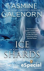December 24, 2012 by Penguin Publishing               Ice Shards by Yasmine Galenorn