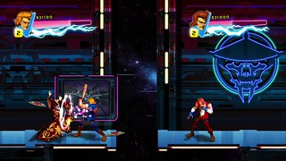 Double Dragon Neon on PSN