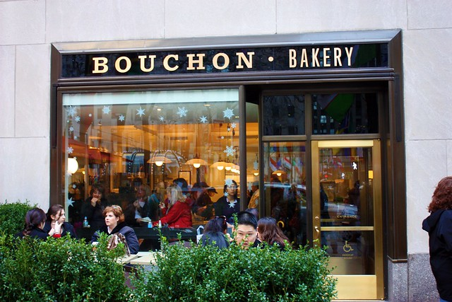 Bouchon Bakery - Rocketfeller Center - New York