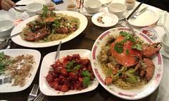Crab noodles - Tan Lac Vien, Springvale