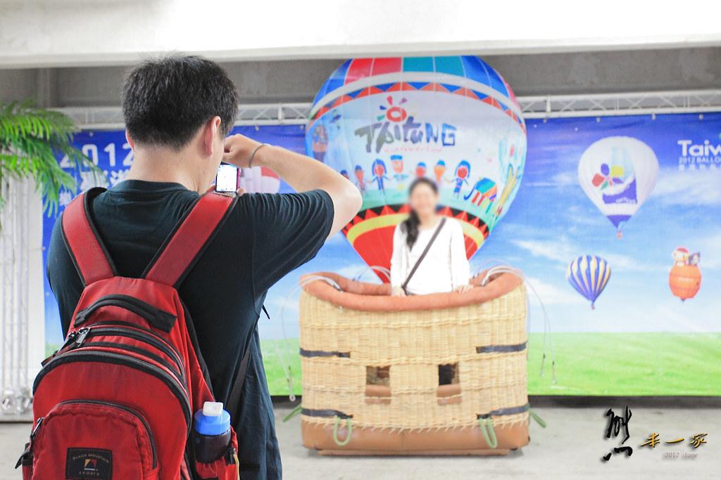 熱汽球嘉年華 熱汽球嘉年華光雕音樂會 台東熱汽球