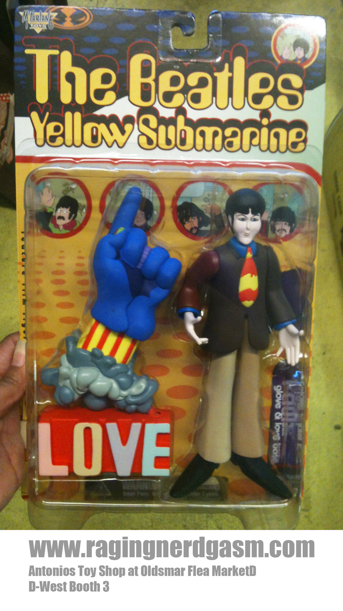 Mc Farlane ToysThe Beatles Yellow Submarine 007