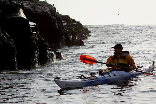 Sea kayaking in Peru with Nature Expeditions 03