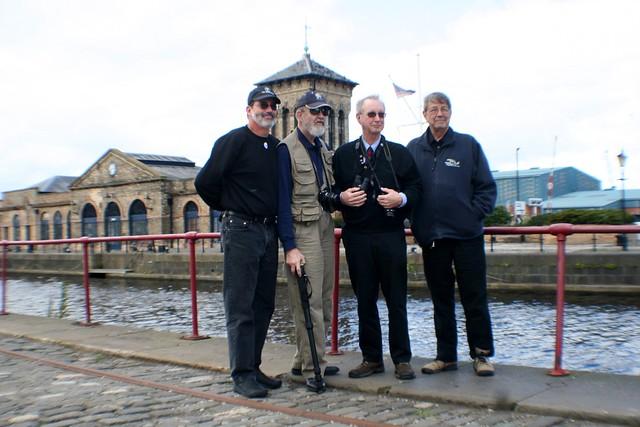 Four Amigos, Leith