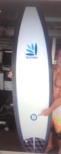 Stolen Darcy Surfboard
