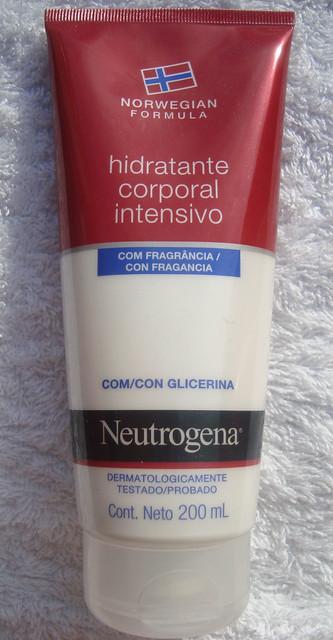 Testei: Hidratante para pele ressecada Neutrogena