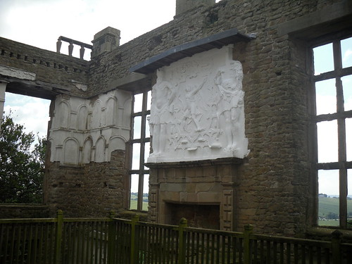 interior old Hardwick Hall 1