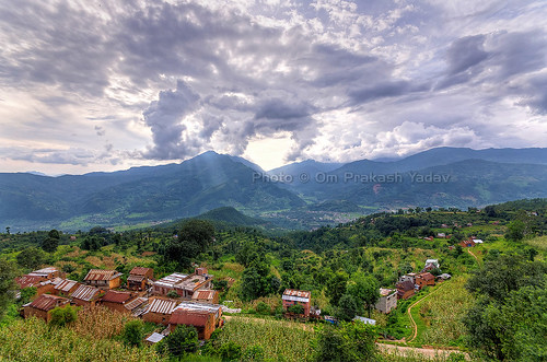 city nepal mountains landscape nikon cloudy photos culture sigma historic hills 1020mm hdr ops hdri nuwakot d7000