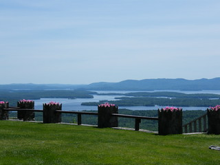 View of Lake Winnipesaukee