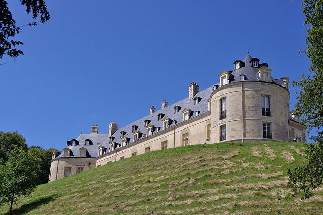 Apremont-sur-Allier (Cher) - Le château
