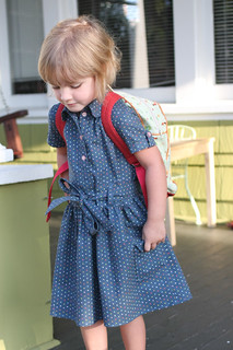 first day of preschool dress