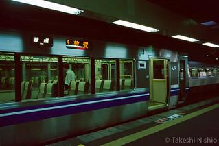 普通 敦賀行き, 金沢駅 / Local train to Tsuruga, Kanazawa sta.