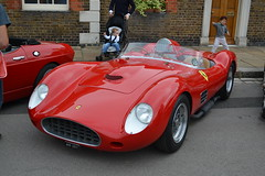 ferrari 250 gto(0.0), supercar(0.0), race car(1.0), automobile(1.0), ferrari monza(1.0), maserati 450s(1.0), vehicle(1.0), automotive design(1.0), ferrari 250(1.0), ferrari s.p.a.(1.0), antique car(1.0), land vehicle(1.0), sports car(1.0),