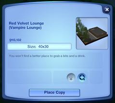 Red Velvet Vampire Lounge
