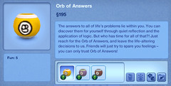 Orb of Answers