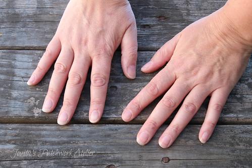 my hands 9.9.99