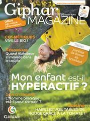 Giphar Magazine septembre octobre 2012