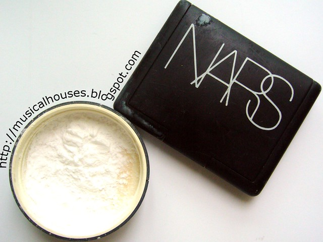 cleaning nars sticky compact silica powder