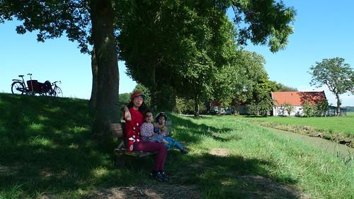 Aemstelhoeve bike camping trip 19