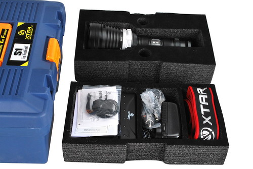 XTAR D35,Power LED Flashlight Supplier,XTAR LED Flashlight