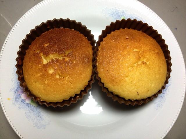 Lemon 鬆餅杯子蛋糕