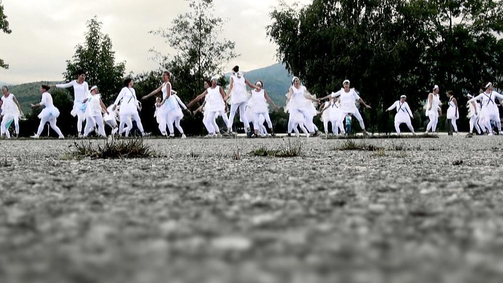 Pluie de Danse