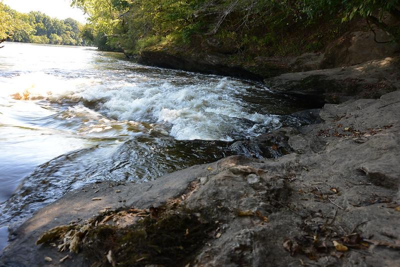 Lanier Falls Hike