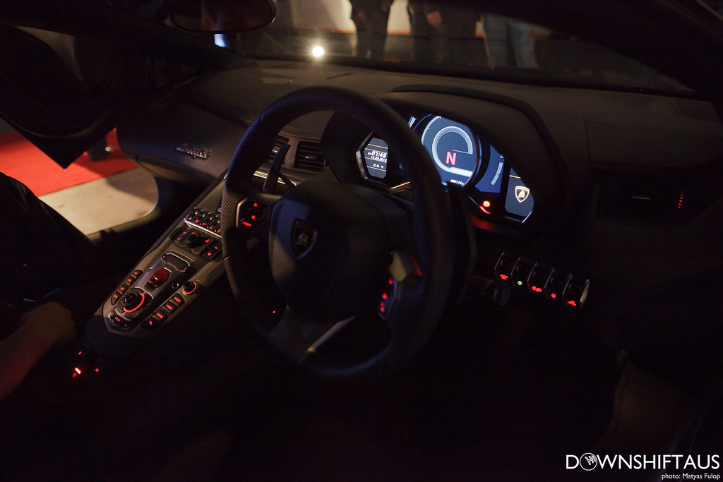 écurie25: Aventador Launch