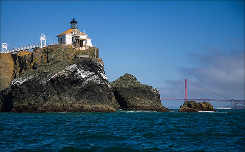 Pt. Bonita Lighthouse
