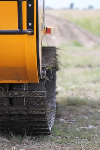 low ground pressure tracks