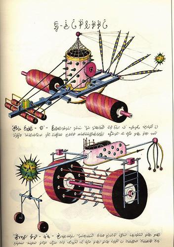 001-Codex Seraphinianus -1981- Luigi Serafini