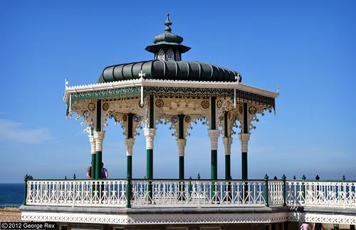 Brighton / Western Bandstand #2