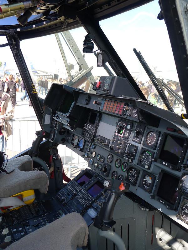Cockpit: MK 88 A Sea Lynx