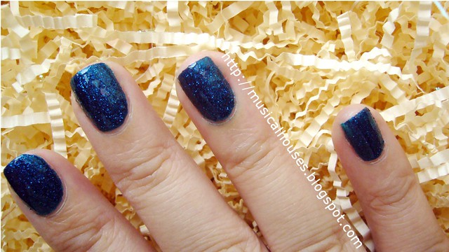 nubar night sparkle nail polish glitter 2