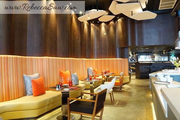 Aloft Bangkok – Sukhumvit 11- Crave - Dining-007