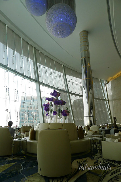 The Lobby @ Etihad Towers, Abu Dhabi