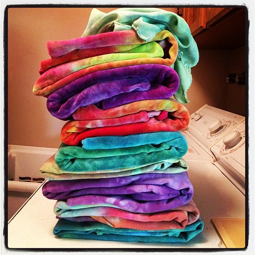 Laundry never looked so pretty!