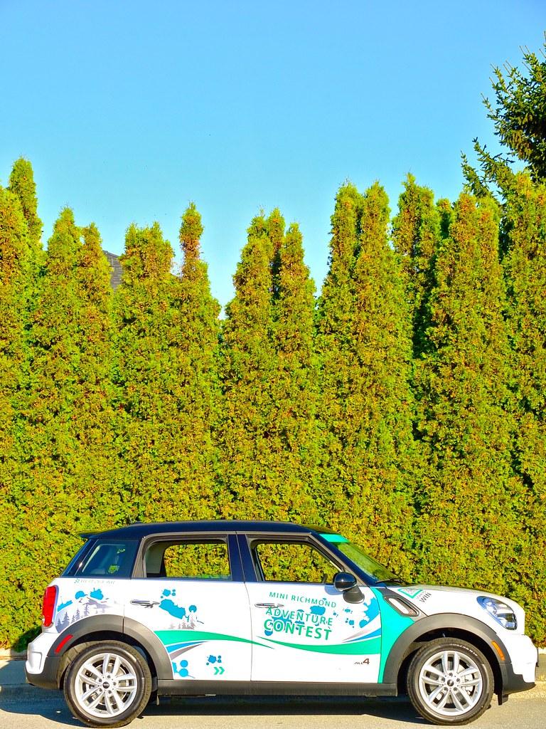 MINI Richmond Adventure Contest   MINI Cooper S All4 Countryman