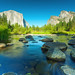 Yosemite Classic by dhilung