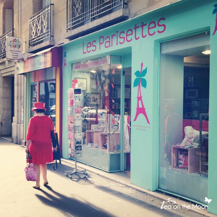 París souvenirs Les Parisettes