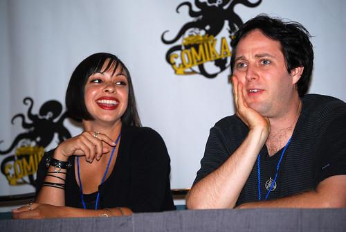 Batgirl Spoiled @ Comikaze Expo 2012