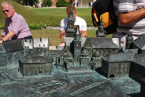 Wawel Royalcastle,miniature